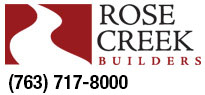 Rose Creek Builders | Minnesota Home Builders | New Construction | Home Remodel | Exterior Repair