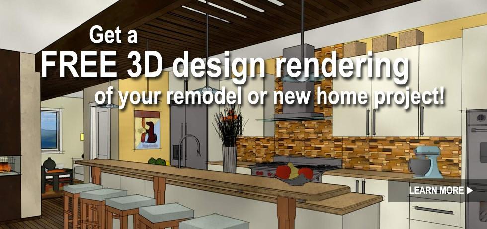 Free 3D Design Rendering